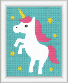 Tapestry Kit: Unicorn by Vervaco