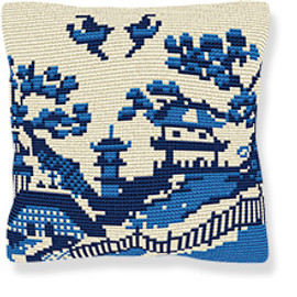 Kyushu Tapestry cushion kit By Brigantia