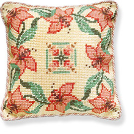 Hambledon Tapestry cushion kit By Brigantia