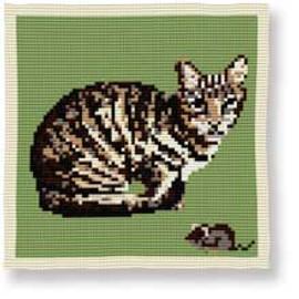 Farm Cat Tapestry Kit By Briganita