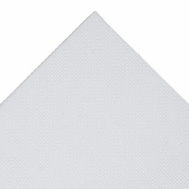 White Aida 14 Count  30 x 45cm By Stitching Garden