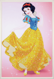 Diamond Painting Kit: Disney: Snow White By Vervaco