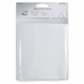 Iron-On Interfacing: Medium: 1m x 1m By Milward
