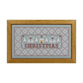 Christmas Cross Stitch By Historical Sampler Company