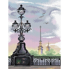 SAINT PETERSBURG cross stitch kit by MP Studia