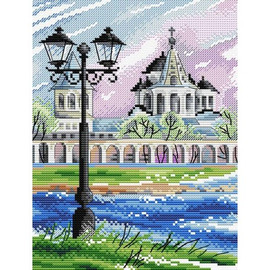 VELIKY NOVGOROD CROSS STITCH KIT BY MP STUDIA