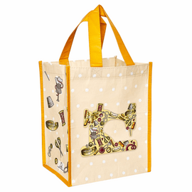 Reusable Tote Bag sewing 18 x 23.5 x 29cm: