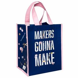 Reusable Tote Bag Makers gonna Make Navy