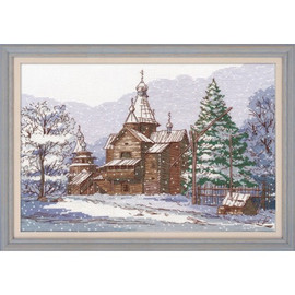VITOSLAVITSY. VELIKY NOVGOROD cross stitch kit by OVEN