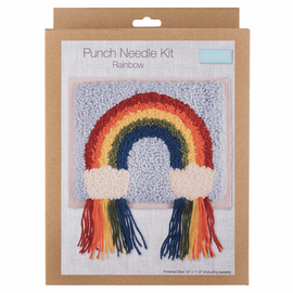 Punch Needle Kit: Rainbow by TRIMITS