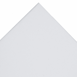 1 Meter White  Aida Count 16 100 x 150cm