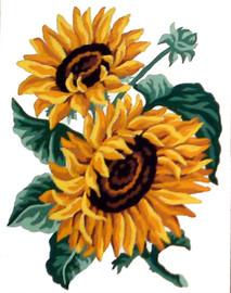 Sunflowers Tapestry Kit By Gobelin