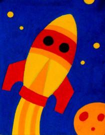 Intergalactic Tapestry Kit By Gobelin