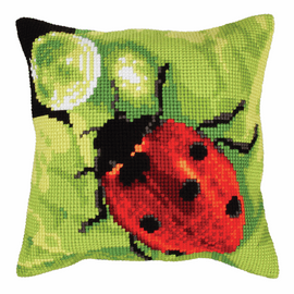 A Dew Drop Chunky Cross Stitch Kit by D'Art