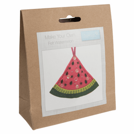 Felt Decoration Kit: Watermelon By Trimits