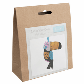 Felt Decoration Kit: Toucan By Trimits