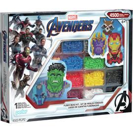 Avengers Perler Deluxe Fused Bead Kit