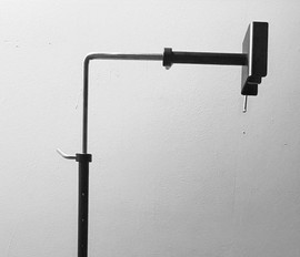 Black Lowery Workstand