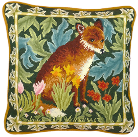 Woodland Fox Tapestry Kit by Bothy Threads