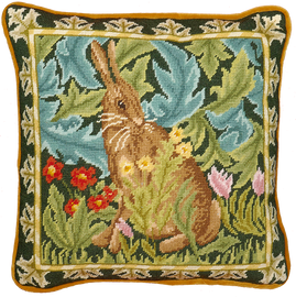 Woodland Hare Tapestry Kit by Bothy Threads