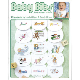 Baby Bibs Booklet with 25 Different Designs