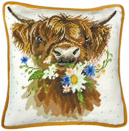 Daisy Coo Tapestry Kit by Bothy Threads
