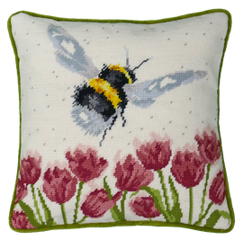 Flight Of The Bumble Bee Tapestry Kit by Bothy Threads