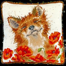 Poppy Field Tapestry Kit by Bothy Threads