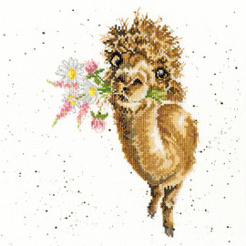Hand-Picked For You Cross Stitch Kit by Bothy Threads