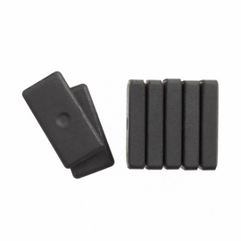 Magnet: Rectangular: 20mm x 10mm: 7 Pieces