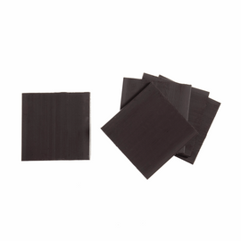 Magnet: Self-Adhesive: Square: 25 x 25mm: 5 Pieces