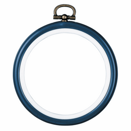 """Fix-It Flexi Frame: Plastic: 7.5cm (3""""): Blue"""