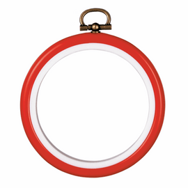 Fix-It Flexi Frame: Plastic: 20cm: Red