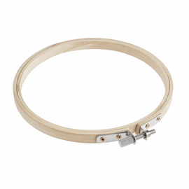 """5"""" Embroidery Bamboo Hoop By Groves And Banks"""