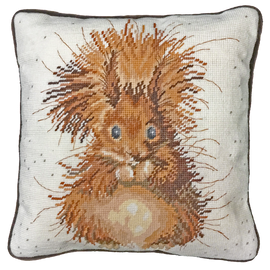 The Nutcracker Tapestry Kit by Bothy Threads