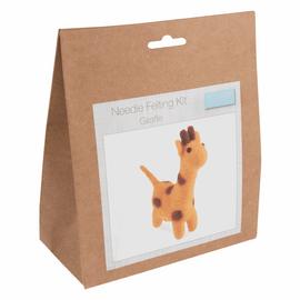 Needle Felting Kit: Giraffe by Trimits