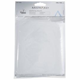 Milward Sew-In Interfacing: 1m x 1m