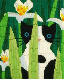 Felix The Cat LongStitch Kit By Design Works