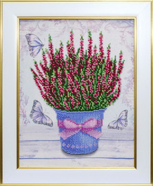 Heather Beaded Embroidery Kit By VDV
