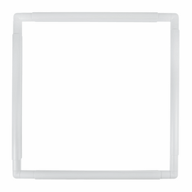 Snap Frame: 43 x 43cm / 17 x 17in: White by Groves and Banks
