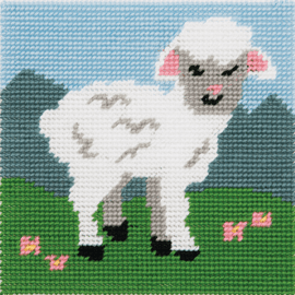 1st Kit: Little Lamb Tapestry Kit By Anchor