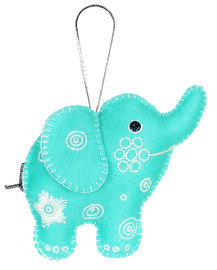 Felt Elephant Felt Kit By VDV