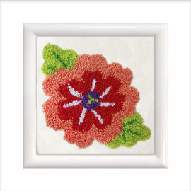 Spring Bloom Punch Needle Kit by Needleart World