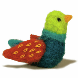 Bird Needle Felting Kit by Dimensions
