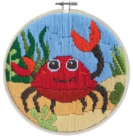 Sea Jive Long Stitch Kit By Needleart World