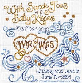 Salty Kisses Wedding By Ursula Michael
