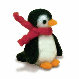 Penguin Needle Felting Kit By Dimensions