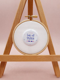 Full of Stitch Needle Minder By Sew Sophie