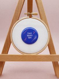 Place Needle Here Needle Minder By Sew Sophie