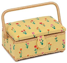 Small Meadow Sewing Box by Hobby Gift